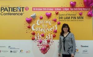 SPC 2015 _guest of honour Dr Lam Pin Min